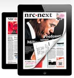 nrc geeft ipad mini en ipad weg bij jarige abonnementen