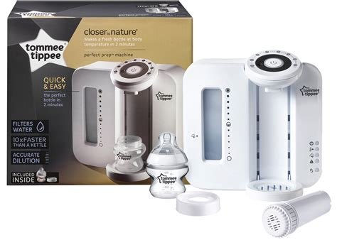 Tommee Tippee Closer To Nature Perfect Prep Machine Bottle