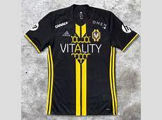 eSport adidas dévoile le maillot du Team Vitality