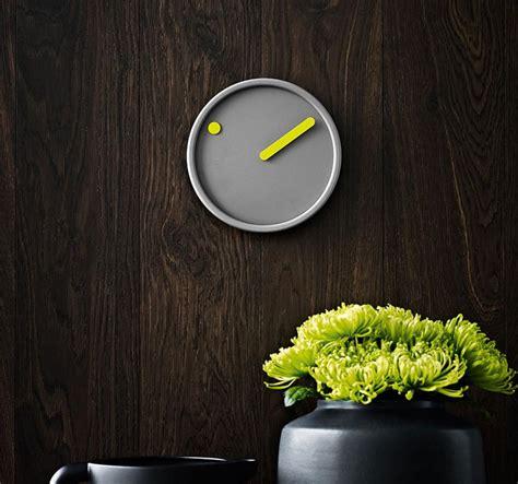 picto cuisine picto wall clock