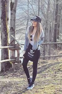 30+ looks con ropa deportiva para mujer