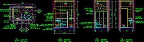 Toilet Detail DWG Detail for AutoCAD ? Designs CAD