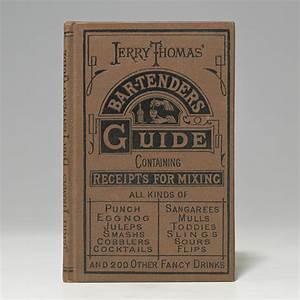 Bar-tender U0026 39 S Guide - Jerry Thomas