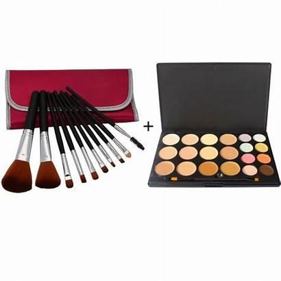 Makeup Galore Goods Palette Concealer Eyeshadow Brush
