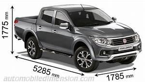 Fiat 4x4 Fullback : pick up vehicles comparison with dimensions ~ Medecine-chirurgie-esthetiques.com Avis de Voitures