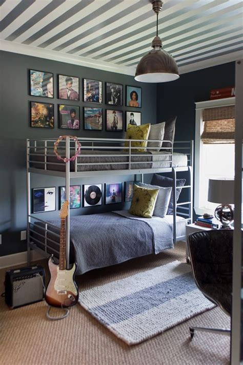 tween boys room 15 amazing tween teen boy bedrooms boys love the and striped rug