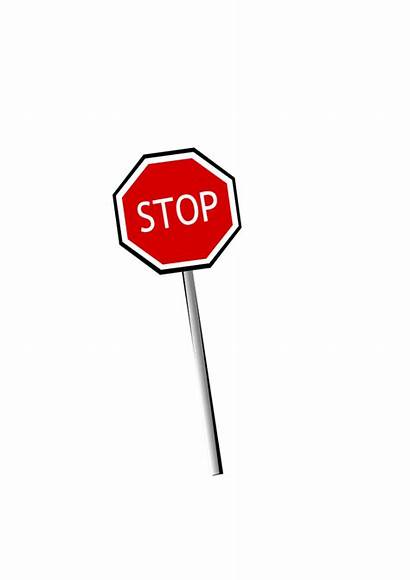 Stop Sign Clipart Clip Transparent Signs Stopsign