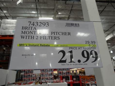 brita monterey pitcher