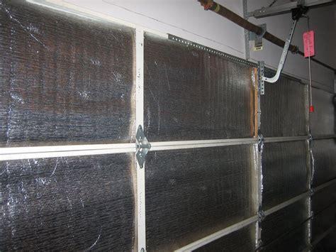 garage door insulation review prodex insulation for the garage door by brianl lumberjocks com woodworking community