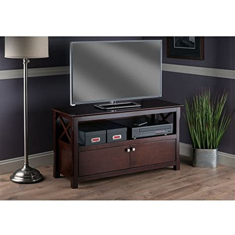 Winsome Wood Xola Tv Stand  Import It All