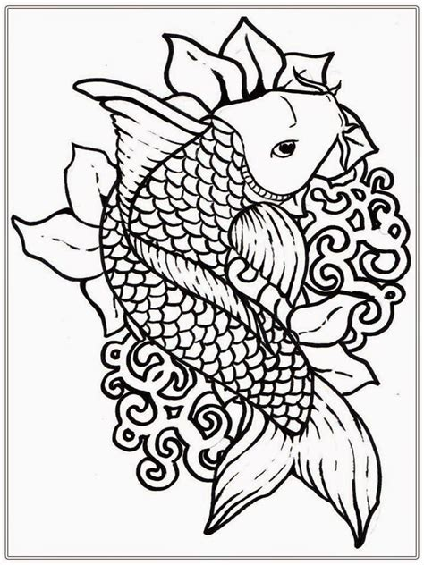 free fish coloring pages realistic coloring pages coloring pages