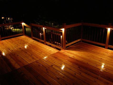 deck lighting ideas weatherproof outdoor lighting ideas