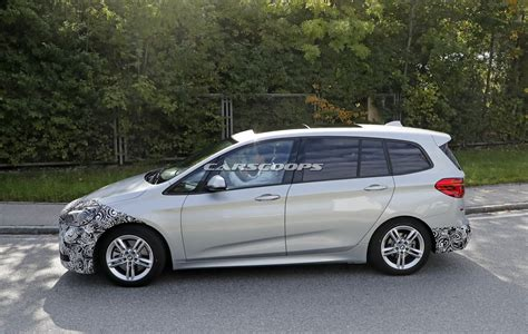 Who Makes Bmw by Bmw Makes Small Changes To 2 Series Gt Sends Prototypes
