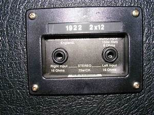 Help With Randall R412c Mts Speaker Cab Wiring