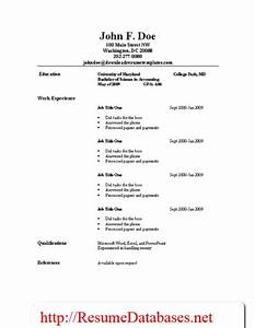 Job resume samples and guides resume templates for Free resume guide