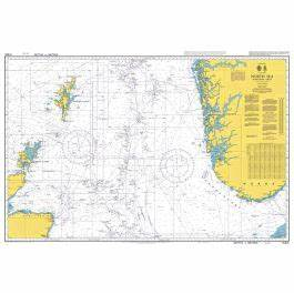Maptech Chart Books Admiralty Chart 2182c North Sea Northern Sheet