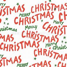 Merry Christmas Christmas Premium Tissue Paper  Carrier Bag Shop