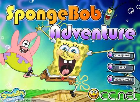 Play Spongebob Squarepants Games Free Online