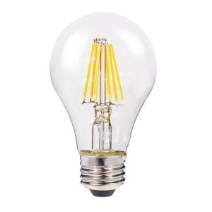 60w equivalent warm white a19 dimmable shatter resistant