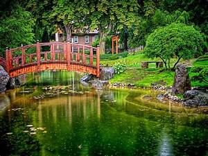 Beautiful Japanese Garden Wallpaper Amazing Hi #11398 ...
