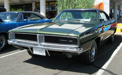 Audi Sport Cars 1969 Dodge Charger