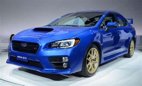 New 2015 Subaru Wrx Sti Sports Car, Pictures & Details