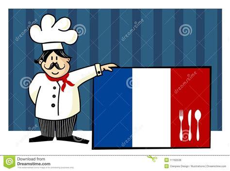 chef de cuisine fran軋is chef de cuisine française photos libres de droits image 11160538