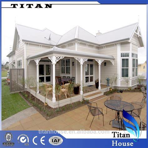 cottage prefabbricati luxury prefab house steel villa prefab villa