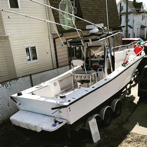 Nada Mako Boats by Mako 261b 1996 For Sale For 25 000 Boats From Usa