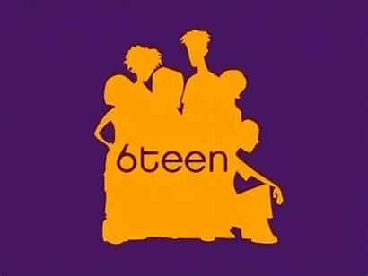 6teen Cartoon Wiki Network Series 2004 Logos