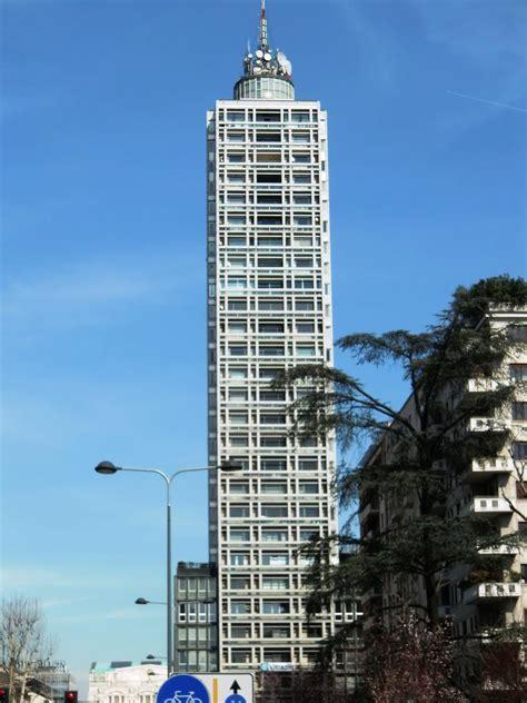 Breda Tower (Milan, 1954) | Structurae