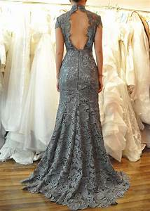 romantic grey themed wedding ideas stay at home mum With grey lace wedding dress