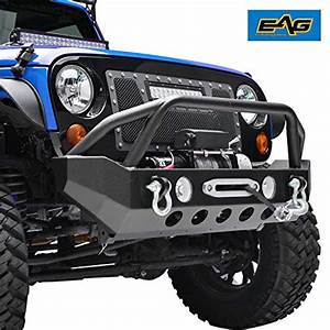 Eag Front Bumper With D