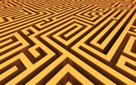 Maze Wallpaper by jonezzz on DeviantArt