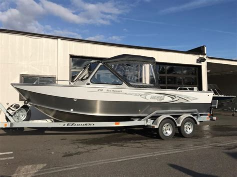 Hewes Boats For Sale In Oregon by Hewescraft Sea Runner Boats For Sale In Gladstone Oregon