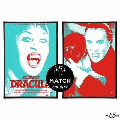 Dracula Scars Pair Pop Hue