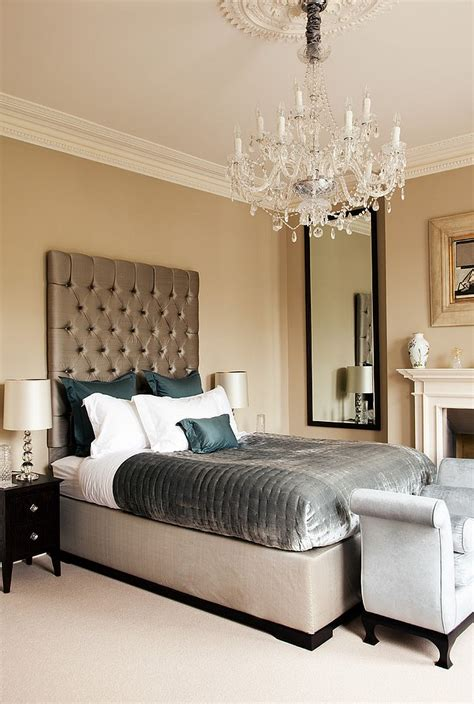 Ideas For A New Bedroom Design by 20 Bedroom Chandelier Ideas That Sparkle And Delight