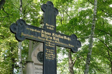 bach  arts bach grave berlin