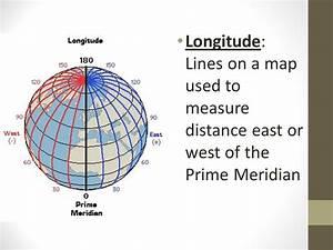 Warm- Up  Latitude Longitude Pre Test  9