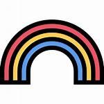 Rainbow Icon Icons Flaticon