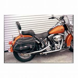 Cycle Shack Drag Pipes For Harley Softail 2000-2006