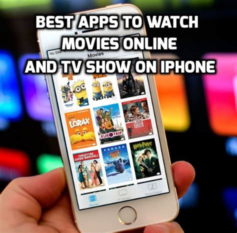 tv shows on iphone best apps to and tv show on iphone