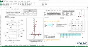 Abutment and retaining wall design spreadsheet civil
