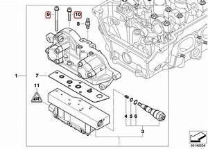 Vanos Solenoid Pack Securing Bolts  S54 Hack Engineering