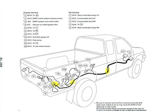 Dodge Ram Tail Light Wiring Diagram Auto Electrical