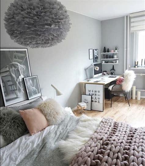 chambre ton gris deco chambre adulte gris et