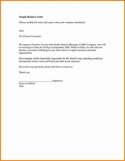 Introduction Letter Sample Business Email Company Template