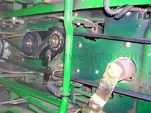 Installation  Repair And Replacement Of John Deere Lx266