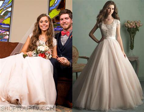 Jessa's Wedding Dress