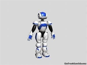 Robot - 3d Model